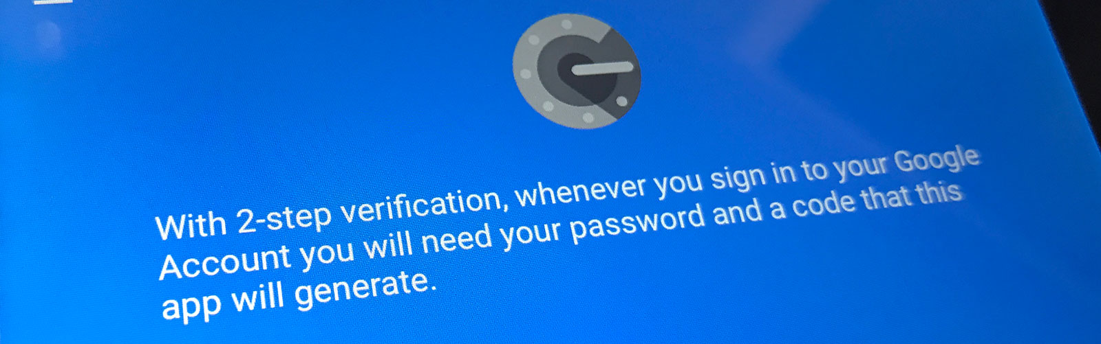 transfer google authenticator to new phone